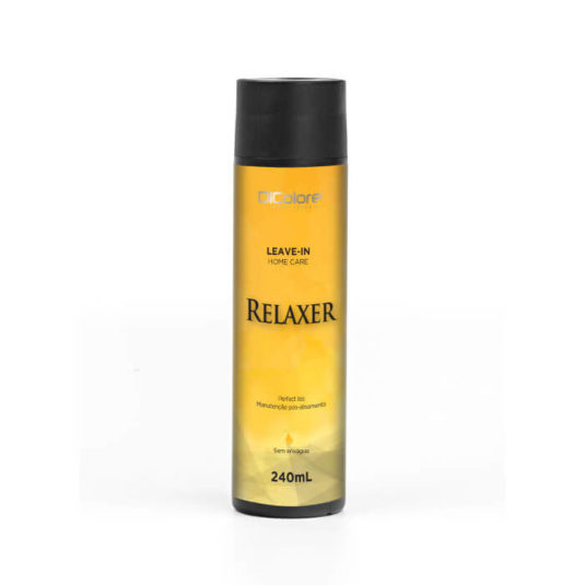 Leave-in Relaxer