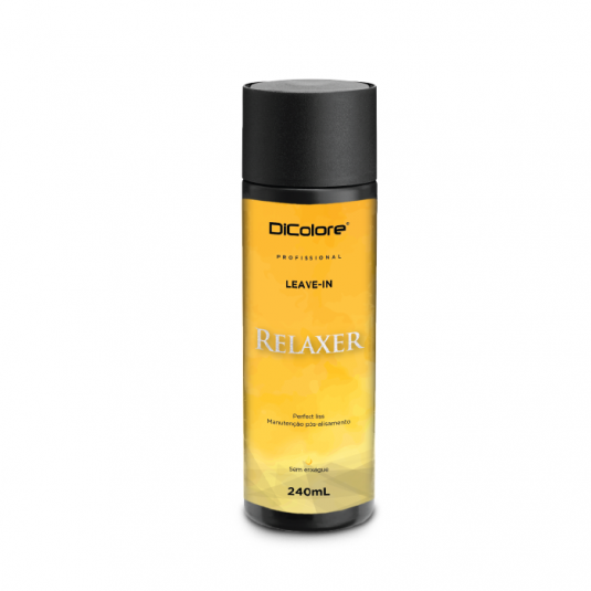 Linha Relaxer Leave-In 240ml